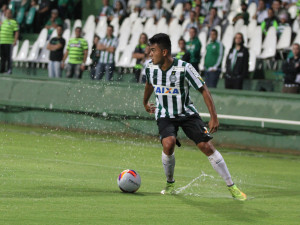 Rafhael Lucas estreia na Copa do Brasil