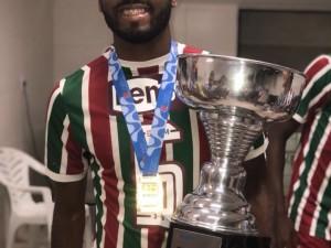 Caio conquista título da Taça Rio Sub-20
