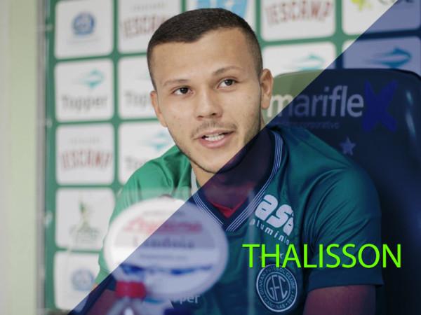 Thalisson Kelven