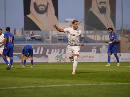 Dudu marca na Copa do Rei Saudita