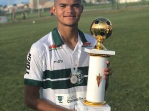 David conquista Copa Sub-16