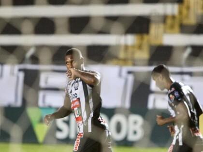 Gol de Rafael Bonfim na Série B